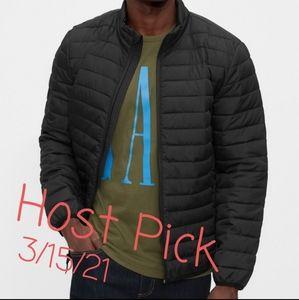HP‼️NWT‼️Men's GAP brand Lightweight Puffer Jacket